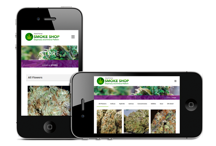 The finest Medical Marijuana Website Themes