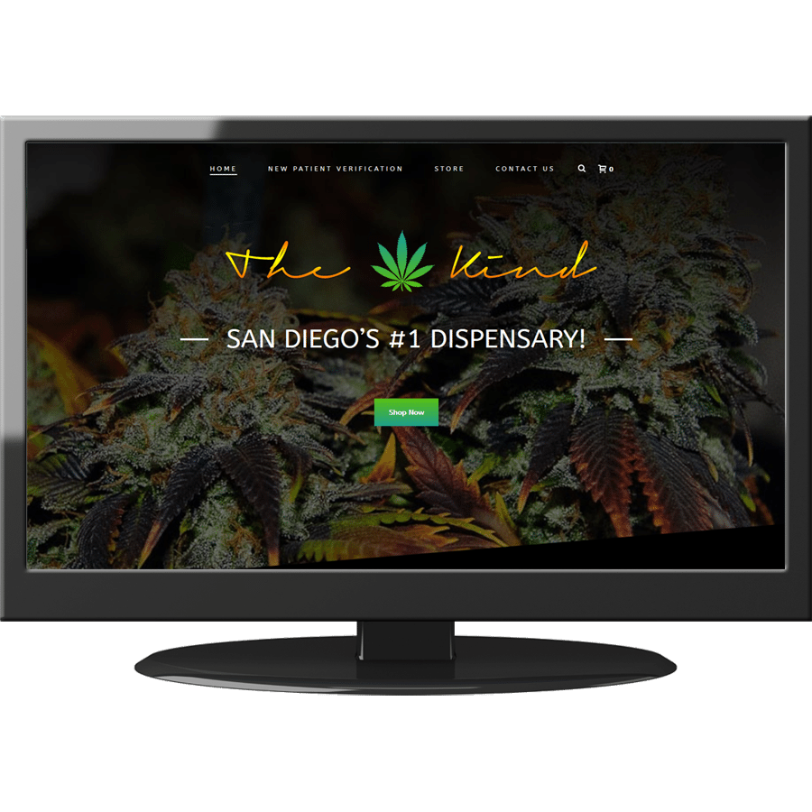 The Perfect Marijuana Website for Dispensaries- The Kind